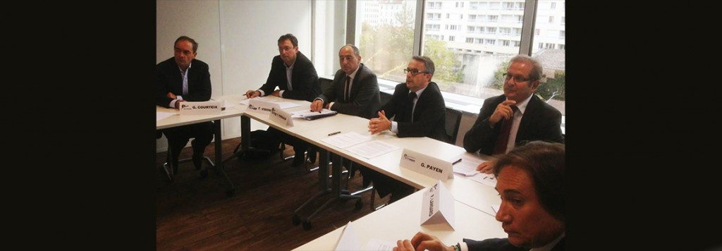 Conférence de presse FFB Rhône-Alpes