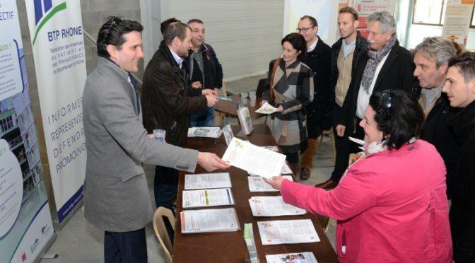 Eco-construction : BTP Rhône et Métropole répond « présent ! »