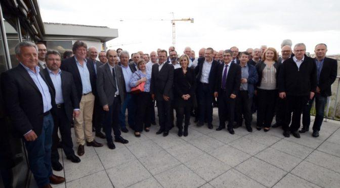 Génie électrique et énergétique : le CA de la FFIE décentralisé sur Lyon