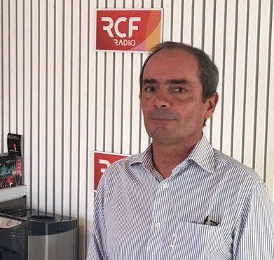Gilles Courteix, invité d'Elise Moreau sur RCF mardi 13 septembre