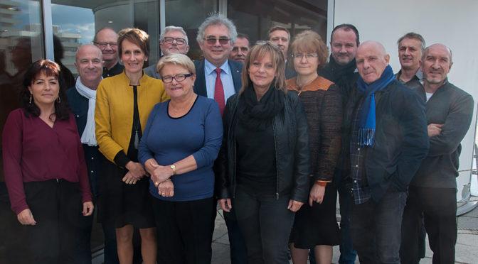Le nouveau bureau de la CMA du Rhône composé en totalité d'élus ARTISANSDENOTREAVENIR