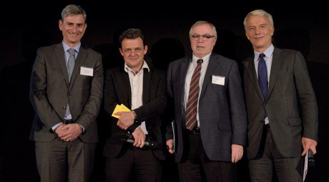 Patrick CELMA, lauréat du trophée de l'engagement Medef catégorie Sécurité sociale