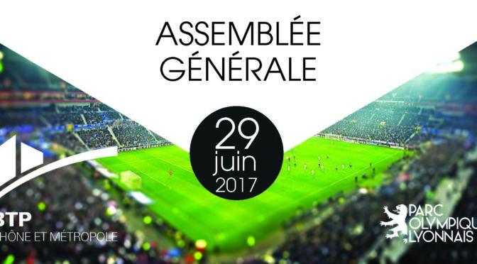 AG 2017 au Parc OL : revivez l'événement en photo