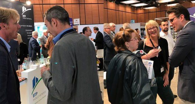BTP Rhône et Métropole présente au Congrès des Maires du Rhône 2017