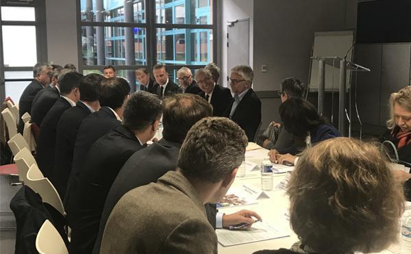 Rencontre avec les parlementaires LREM : le dialogue est noué
