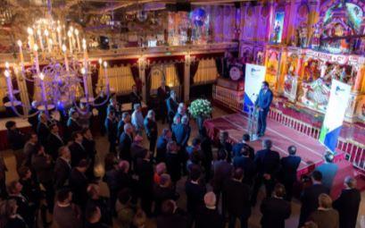 Cérémonie des voeux du BTP 2018 : la soirée en photos